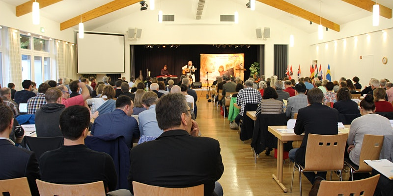 VEBS Kongress 2016 in Siegen