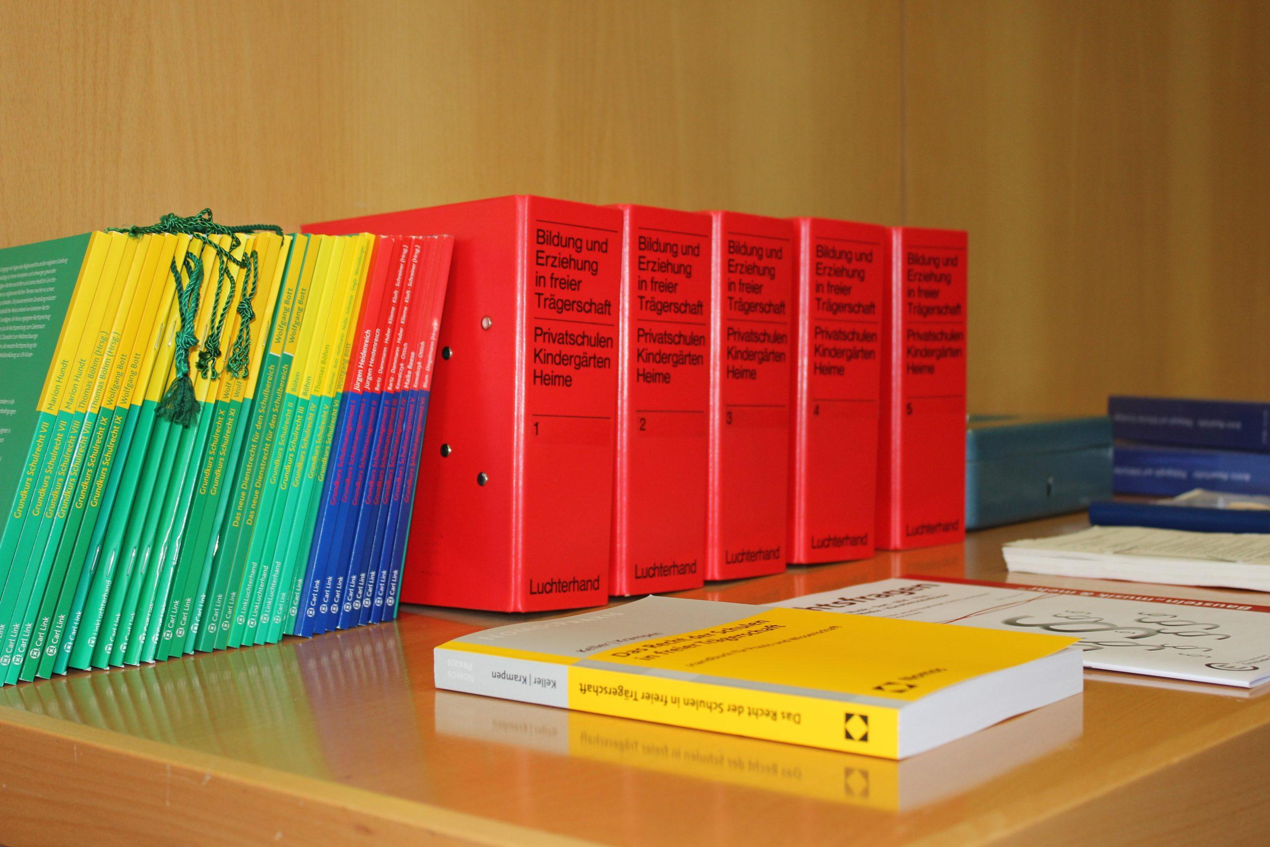 Schulrecht Bücher