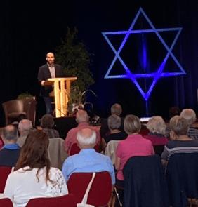 """Kongress """"Antisemitismus heute"""" in Schwäbisch Gmünd"""